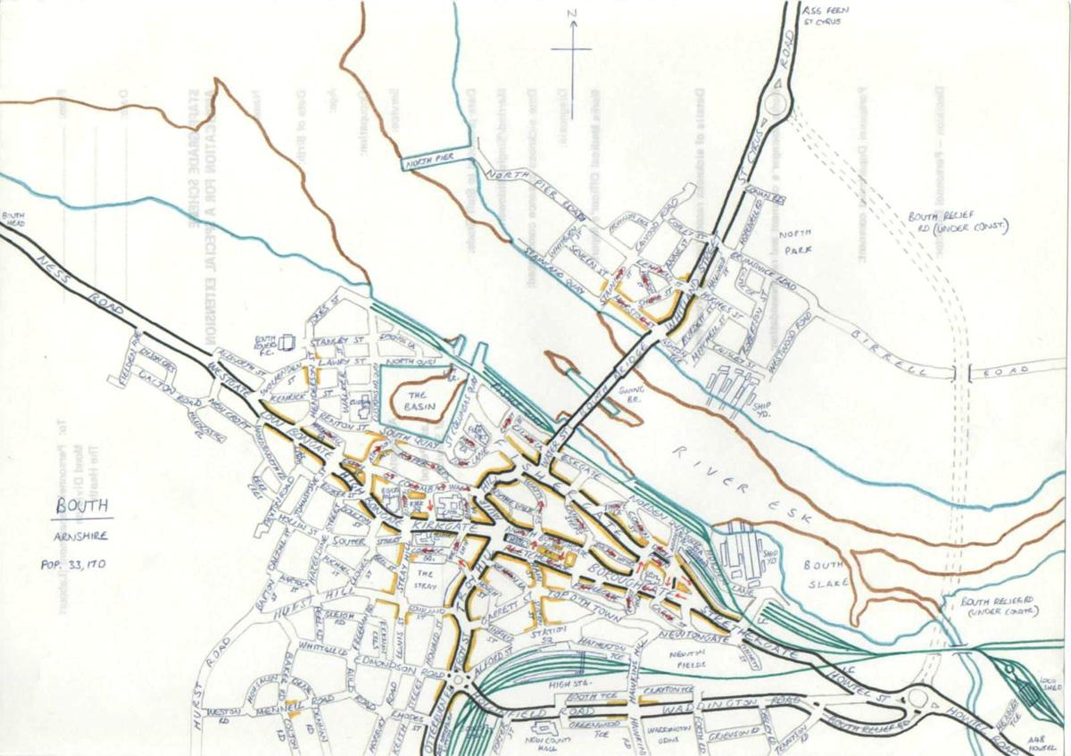 Borroland, City of Bouth