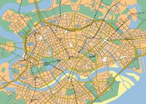 Newburg map