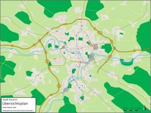 Karenz map