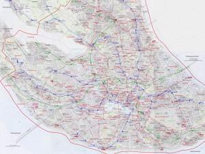 Kenz map