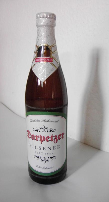 Darpetzer beer by Arend Kölsch