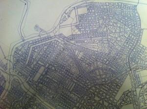 Novo Guimarães detail 4 - northwestern part