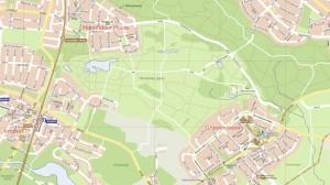 Drawing Tarott #6: Hennfelder Heide