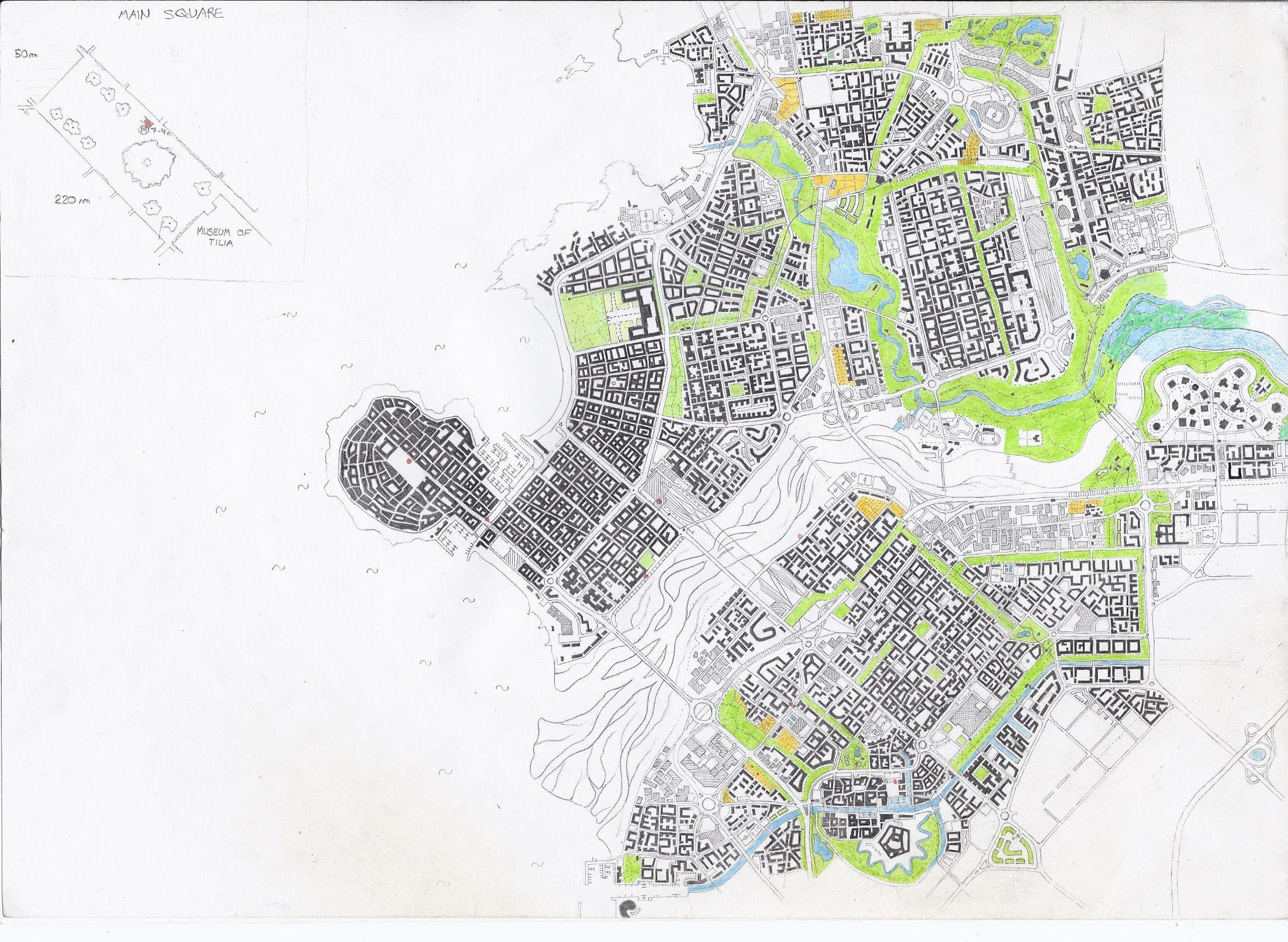 Tilia Map