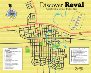 Reval town map
